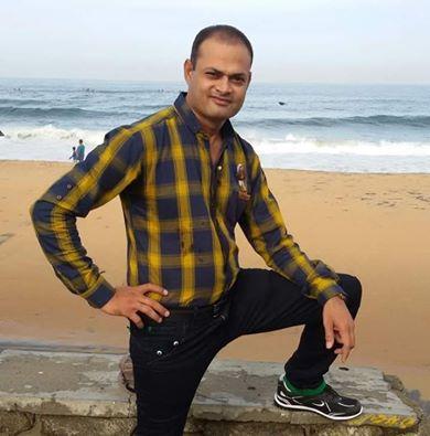 Writer Praveen Pithadiya