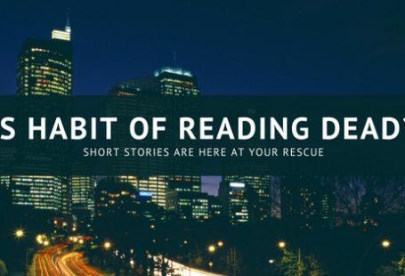 Is habit of reading dead ?