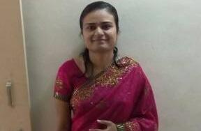 Writer Bhavisha Gokani