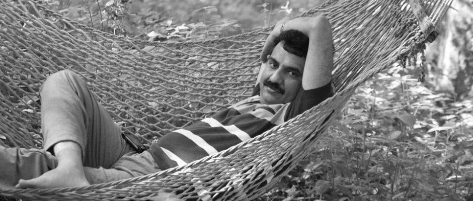 Author Raeesh Maniar