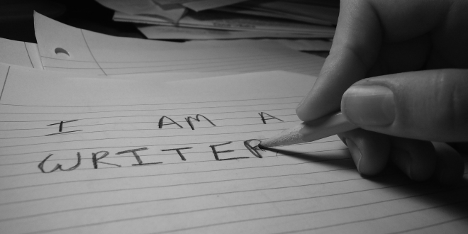 New writer tips
