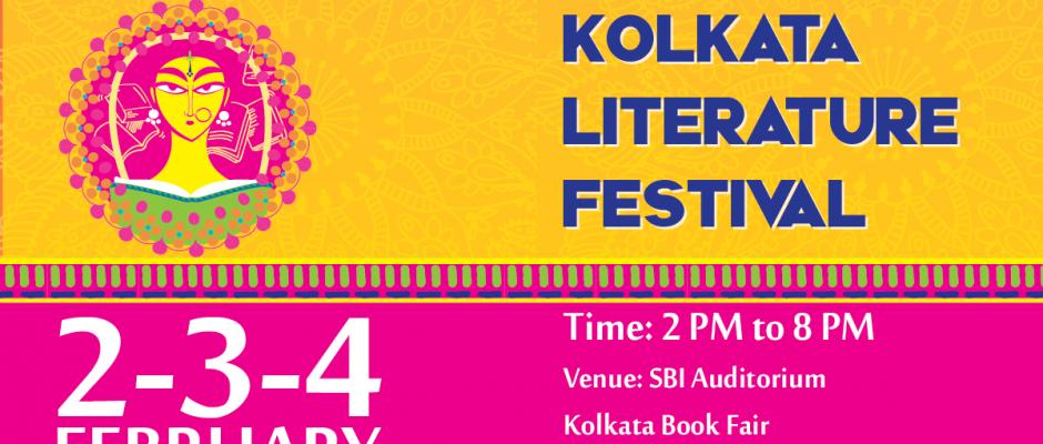 KLF kolkata literature festival